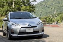 エコカー嫌いによる、トヨタ・アクアの試乗レポート!ワインディングでも本気で評価(笑)