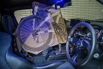 ロードスターに自転車を積む方法と、適合するサイクルキャリア