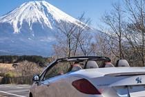 東京から日帰りで行く、富士山1周ドライブ