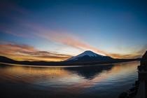 山中湖1周ドライブ(2014年11月22日現在、紅葉は終了)