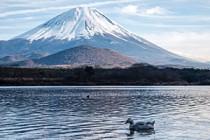 富士五湖を半日で回るドライブコース